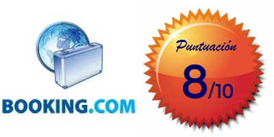 puntuacion booking